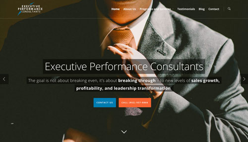 Executive Performance Consultants