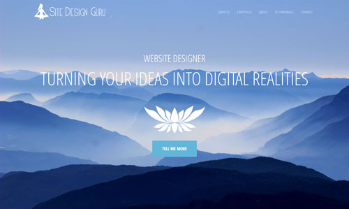 Site Design Guru Website